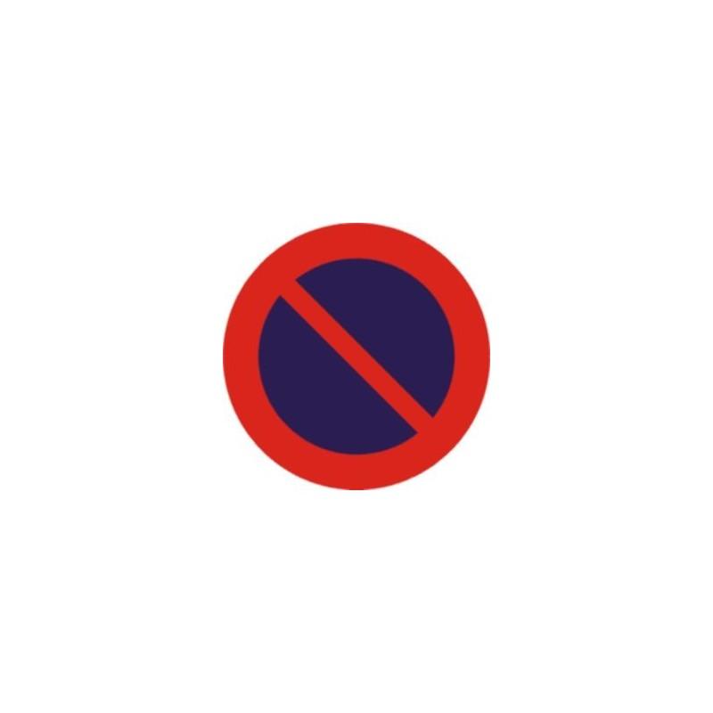 R308-Estacionamiento prohibido (Prohibido Aparcar)