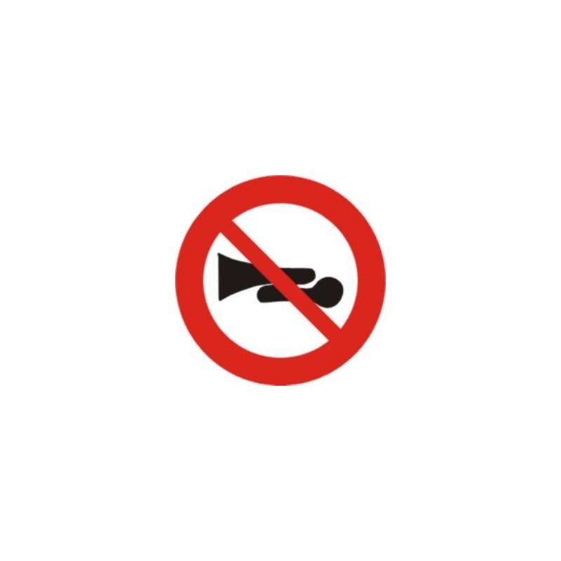 R310-Advertencias acústicas prohibidas
