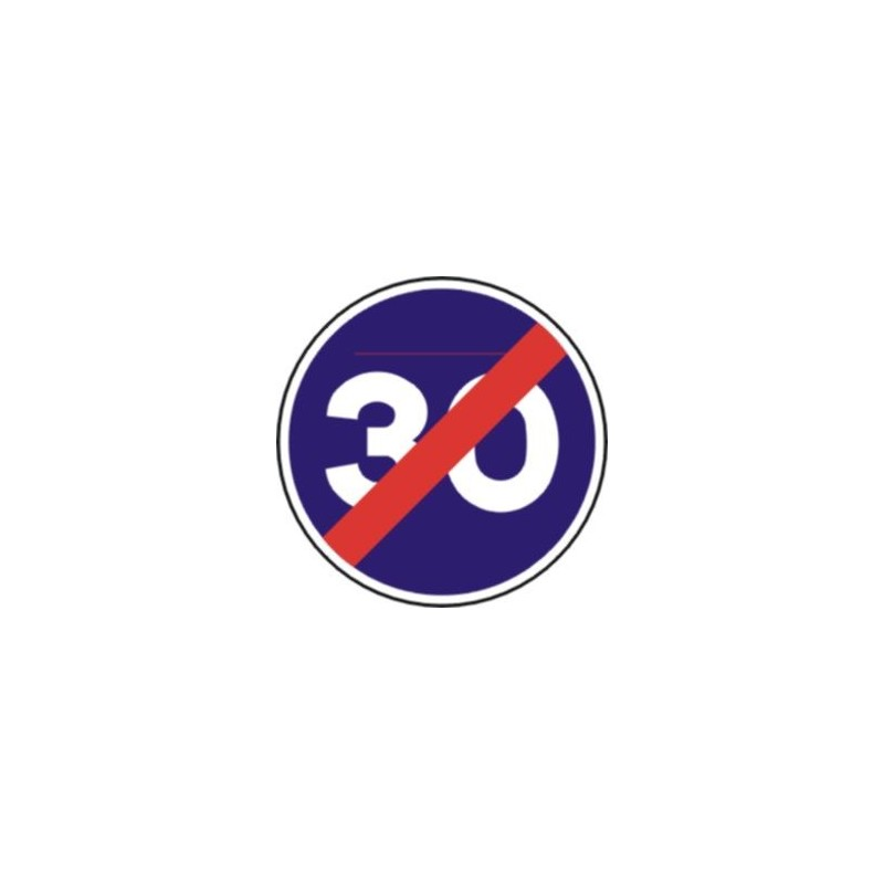 R506-Fin de velocidad mínima