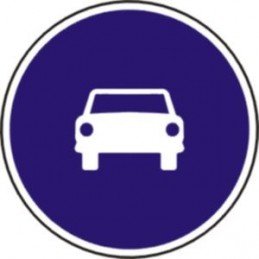 Calçada per a automòbils...