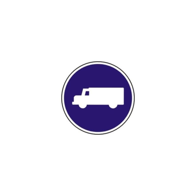 R406-Calzada para camiones