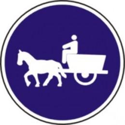 Camino para vehículos de...