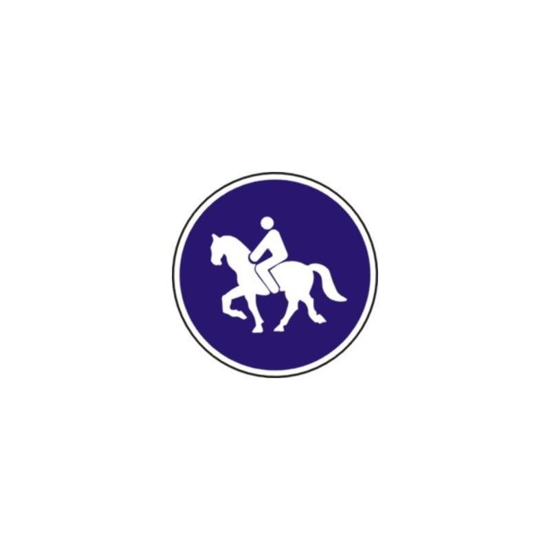 R409-Camí reservat per a animals de muntura
