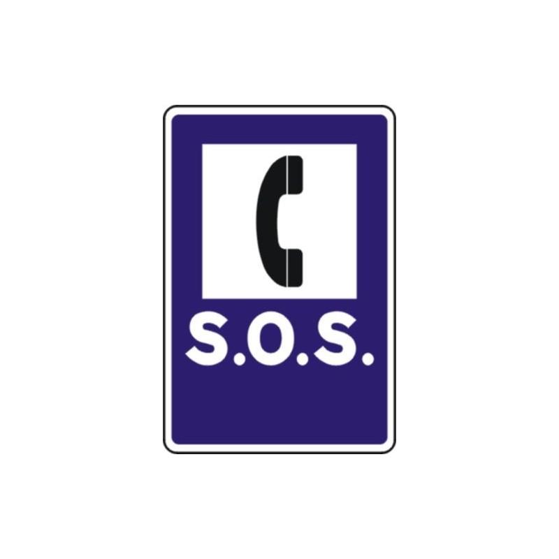 S104B-Telèfon de socors