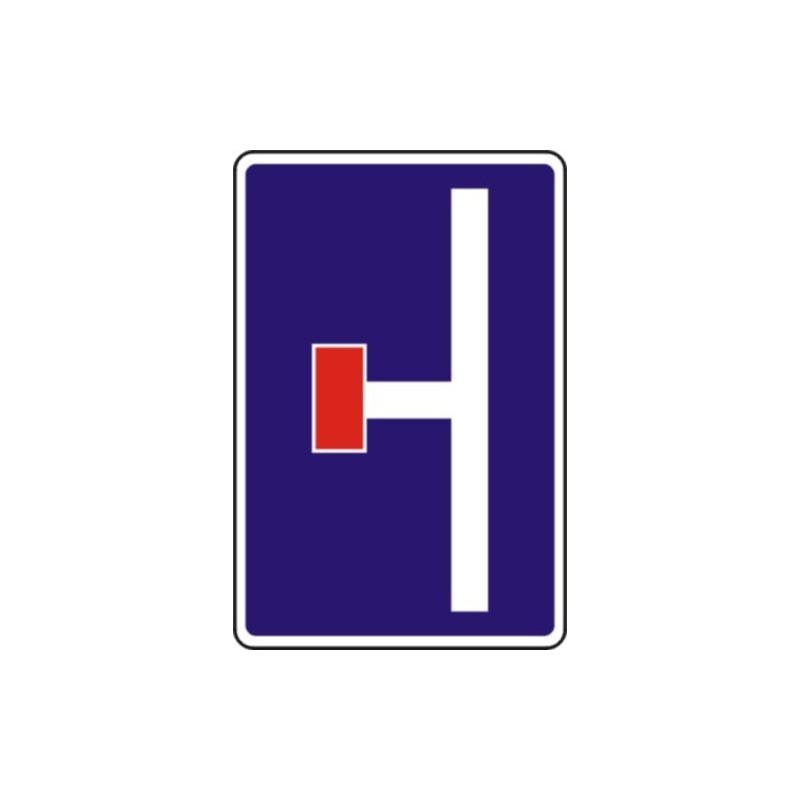 S15B-Presenyalització de calçada sense sortida