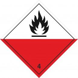 SYSSA - Tienda Online - Etiqueta Material Inflamación Espontánea marginal 4