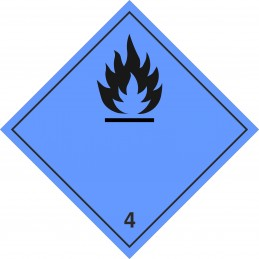 Emanació gas inflamable...