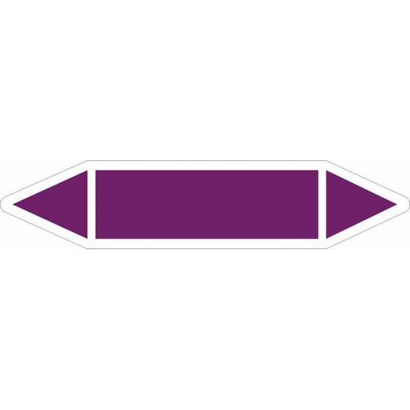TUB07ST-Etiquetas tuberías color Violeta sin texto