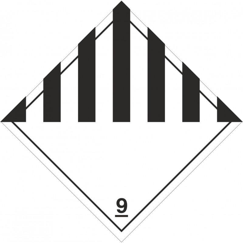 090AS-Etiquetas Peligros diversos marginal 9