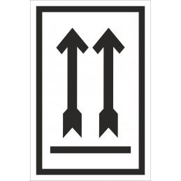 SYSSA - Tienda Online - ADR - Etiquetas Mantener en posición vertical