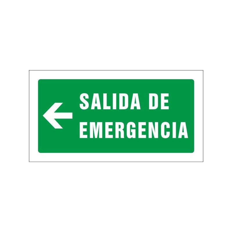 505S-Salida de emergencia izquierda - Referencia 505S