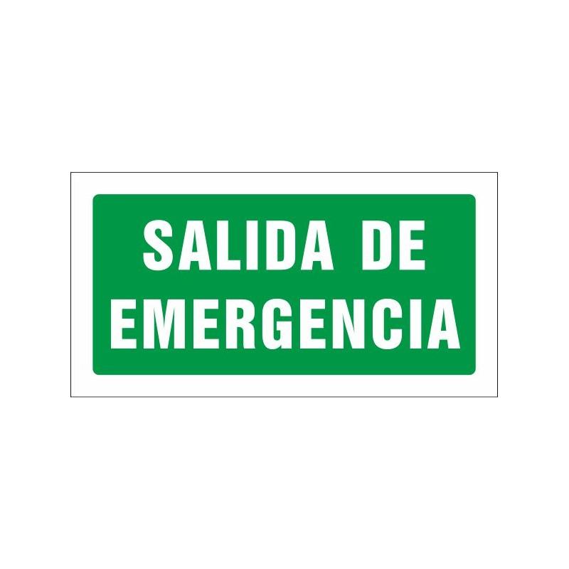 503S-Senyal Sortida d'emergència - Referència 503S