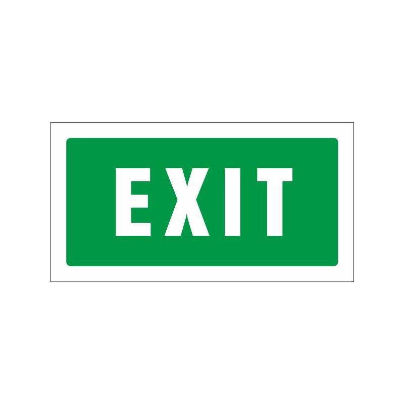 506S-Senyal Exit - Referència 506S