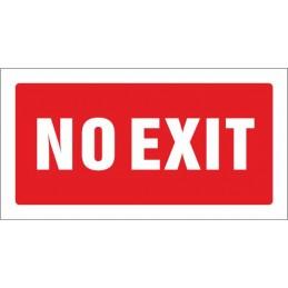 SYSSA,Señal No exit