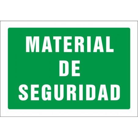 Material de seguridad