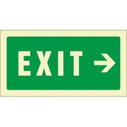 SYSSA,Señal Exit derecha