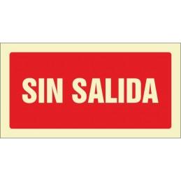 SYSSA - Tienda Online, Señal Sin salida