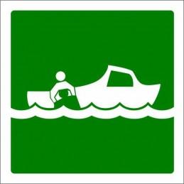 SYSSA - Tienda Online - OMI - Señal Bote de rescate