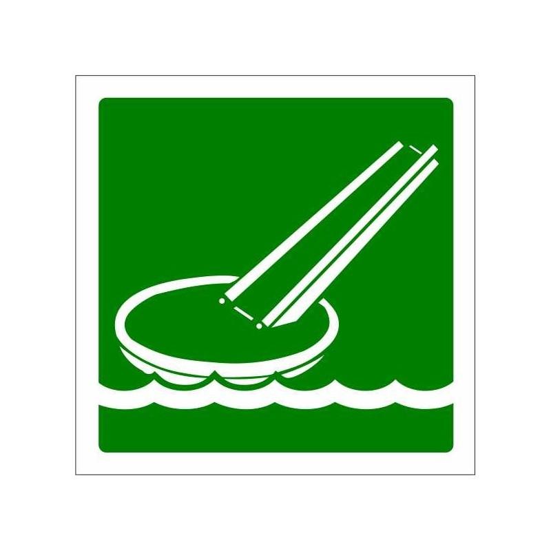 416S-OMI - Rampa de evacuación - Referencia 416S