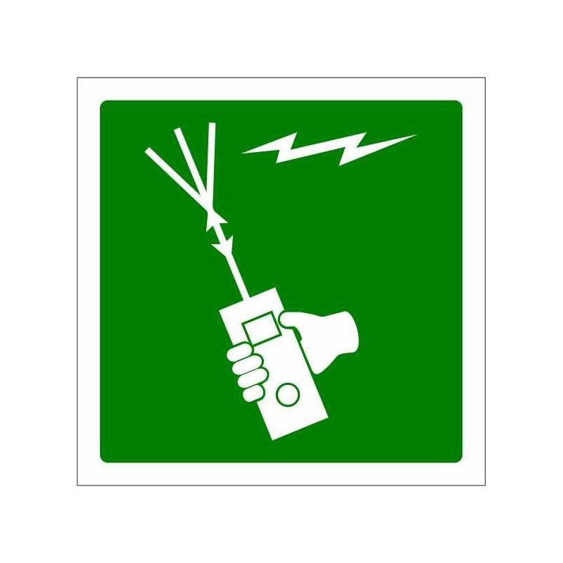 424S-OMI - Aparell radioelèctric portàtil per embarción de supervivència - Referència 424S