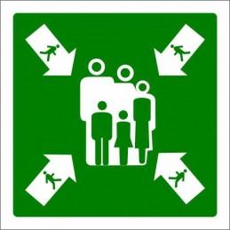 SYSSA - Tienda Online - OMI - Señal Puesto de reunión