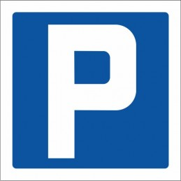 SYSSA,Señal Parking