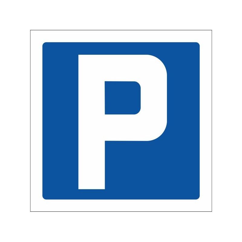 7052S-Señal Parking - Refencia 7052S