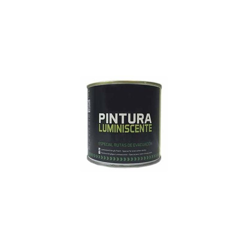 PFSV5-Luminiscente b.solvente verde 5 kg.