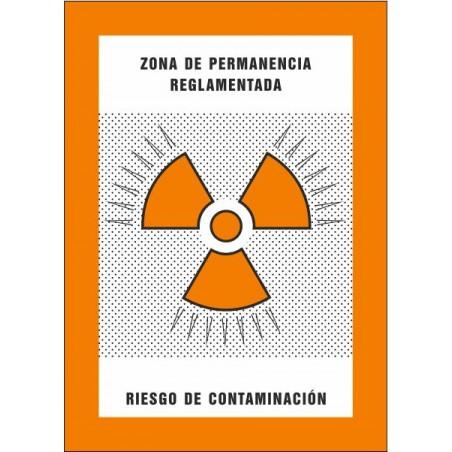 Zona de permanencia reglamentada Riesgo de contaminación