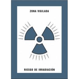 SYSSA,Señal Zona vigilada Riesgo de irradiación