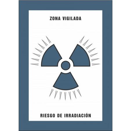 Zona vigilada Riesgo de irradiación