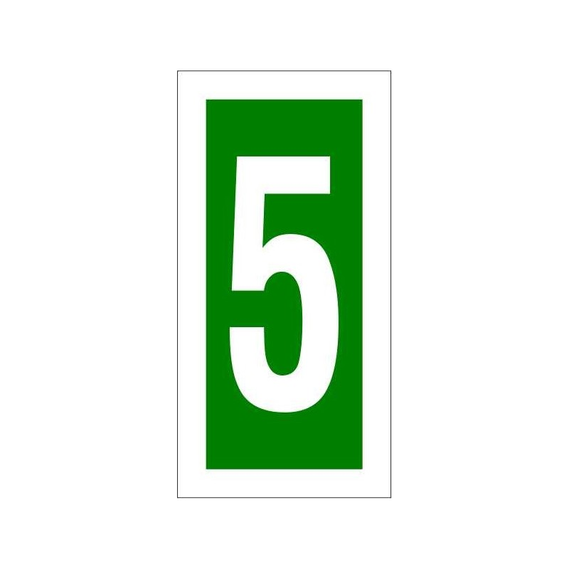 439-5S-Número 5