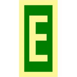 OMI - Letra E -...