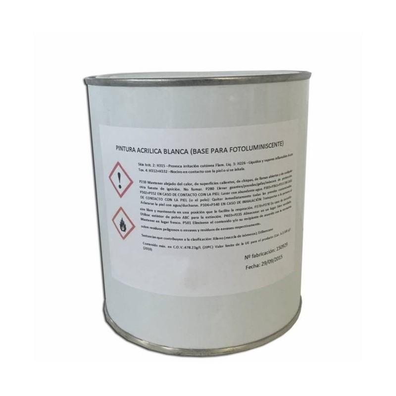 PBBD1-Base blanca dissolvent 1 kg