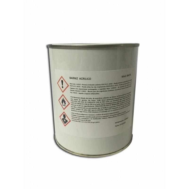 BABD5-Vernís dissolvent 5 kg