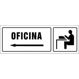 SYSSA,Señal Oficina izquierda