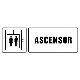 Cartell Ascensor -...