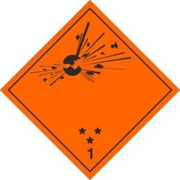 SYSSA - Tienda Online - Etiqueta Material Explosivo marginal 1