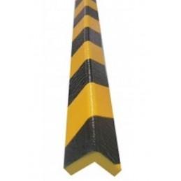 Perfil protector forma de ángulo recto