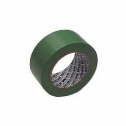 cinta adhesiva verde marcado suelo