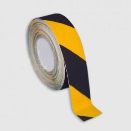 Cinta Antideslizante Amarilla-negra