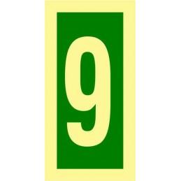 Número 9