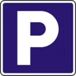 SYSSA - Señal de Estacionamiento - Referencia S17 - Tipo Económica