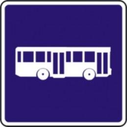 Carril reservado autobuses