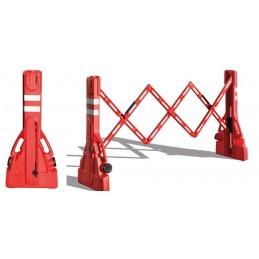 SYSSA - Tienda Online - Barrera extensible de plástico - Covid-19