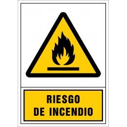 SYSSA,Señal Riesgo de incendio