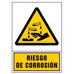 SYSSA,Señal Riesgo de corrosión