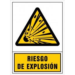 Risc d'explosió