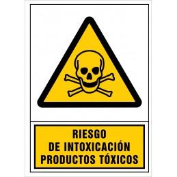 SYSSA,Señal Riesgo de intoxicación.Productos tóxicos