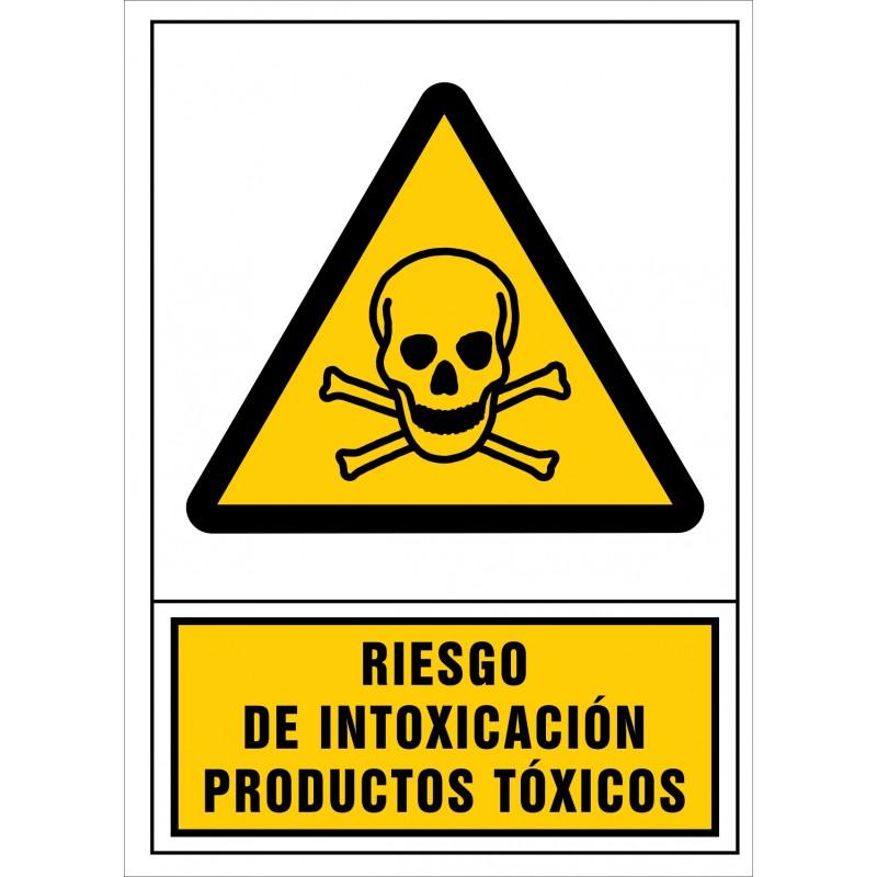2024S-Señal de Riesgo de intoxicación Productos tóxicos - Referencia 2024